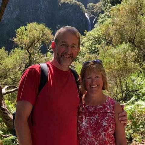 Alastair & Janet Murdoch