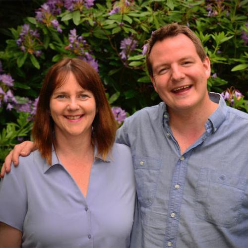 Ben and Chris Beecroft