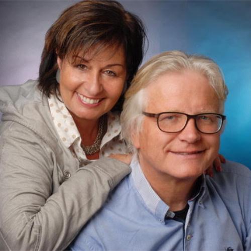 Victor and Antonia Bregger