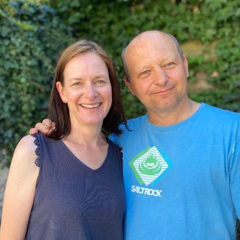 Mark and Andrea Rowan