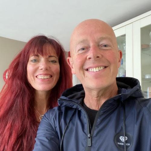 Tony and Sue Jewitt